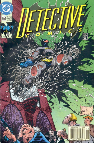 Detective Comics #654