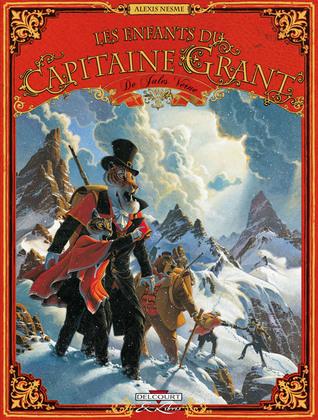 Enfants Du Capitaine Grant De Jules Verne T01