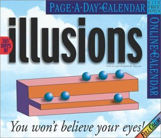 365 Illusions Page-A-Day Calendar 2004 (Page-A-Day