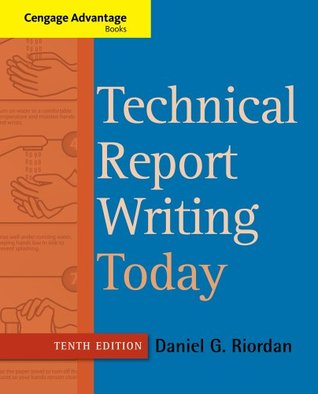 Technical Report Writing Today By Steven E Pauley Pdf