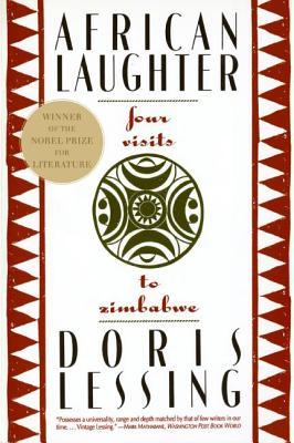 Ebook African Laughter: Four Visits to Zimbabwe by Doris Lessing DOC!