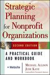 strategic planning workbook for nonprofit organizations pdf