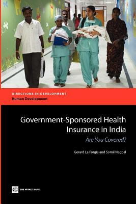 Government-Sponsored Health Insurance in India