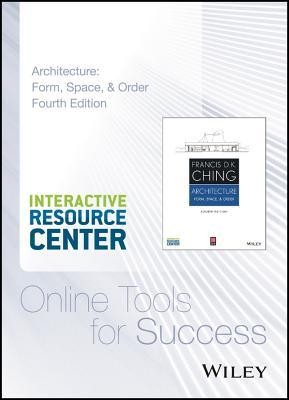 Interactive Resource Center Access Code for Architecture: Form, Space, and Order