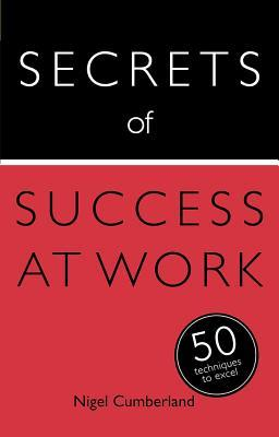 Secrets of Success at Work: 50 Techniques to Excel: Book