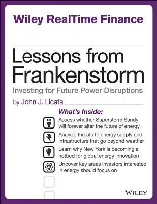 Lessons from Frankenstorm: Investing for Future Power Disruptions