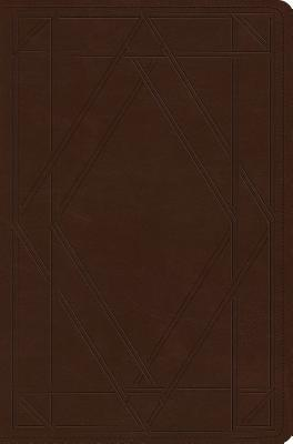 Single Column Legacy Bible-ESV-Wood Panel Design
