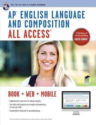 AP English Language & Composition All Access Book + Online + Mobile