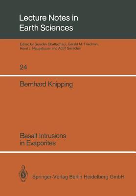 Basalt Intrusions in Evaporites
