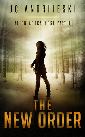 The New Order (The Slave Girl Chronicles #3)