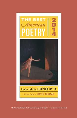 The best american poetry 2014 by terrance hayes 18775357 fandeluxe Image collections