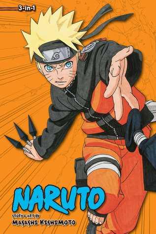 Naruto (3-in-1 Edition), Vol. 10: Includes Vols. 28, 29 & 30 (Naruto: Omnibus, #10)