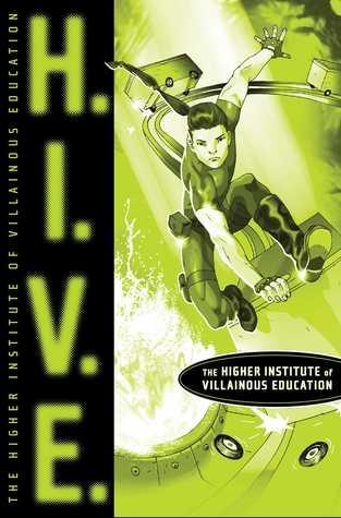 H.I.V.E. by Mark Walden