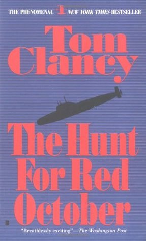 The Hunt for Red October(Jack Ryan Universe 4)