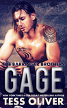Download Gage (The Barringer Brothers #1)