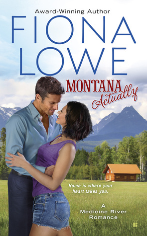 {Review} Montana Actually by Fiona Lowe