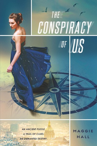 The Conspiracy of Us (The Conspiracy of Us, #1)