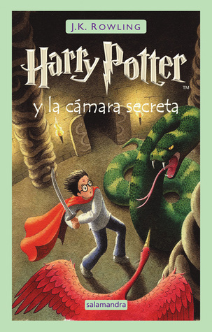 Harry Potter y la cámara secreta (Harry Potter #2)