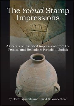 The Yehud Stamp Impressions: A Corpus of Inscribed Impressions from the Persian and Hellenistic Periods in Judah