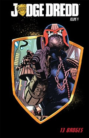 Judge Dredd, Vol. 4 by Duane Swierczynski