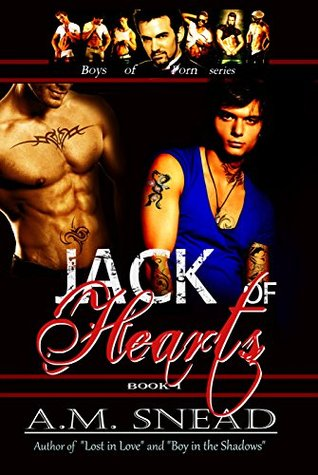 Jack of Hearts (Boys of Porn, #1)