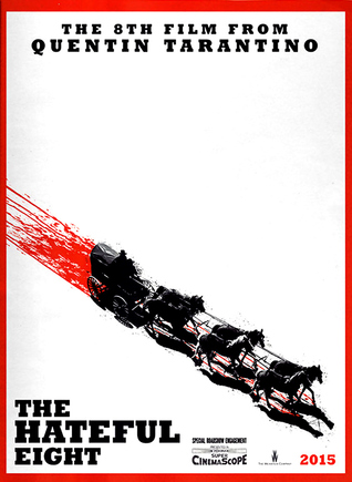 12 days of hateful eight giveaways for 1st