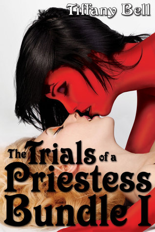 The Trials of a Priestess (Bundle) (Paranormal Lesbian Futa Reluctant Erotica)