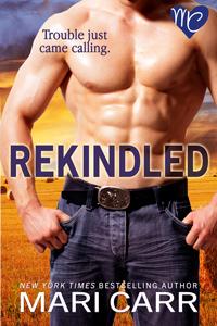Rekindled (Cowboy Quickies, #2)