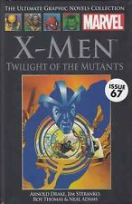 X-Men: Twilight of the Mutants (Marvel Ultimate Graphic Novels Collection Classic #15)