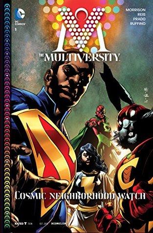 The Multiversity #1 (The Multiversity #1)