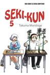 Seki-kun, Vol 5 by Takuma Morishige