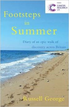 Footsteps in Summer: Diary of an Epic Walk of Discovery Across Britain