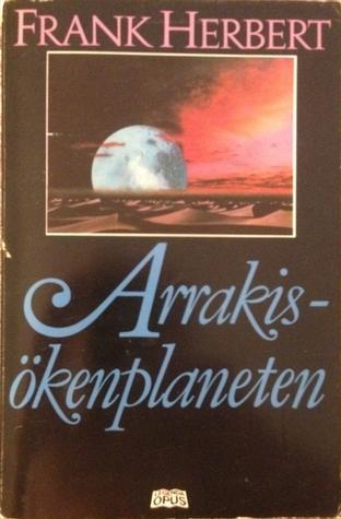 Arrakis - ökenplaneten