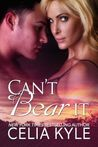 Can't Bear It (Greer #1)