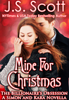 Mine for Christmas by J.S. Scott