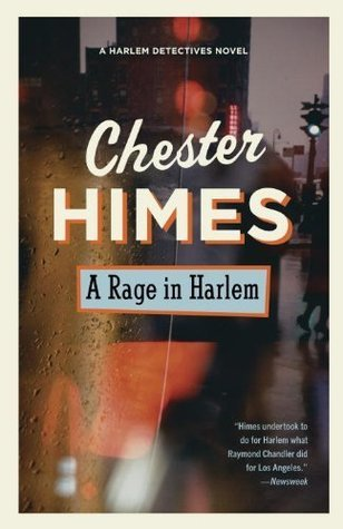 A Rage in Harlem (Harlem Cycle, #1)