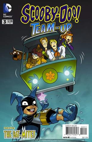 Scooby-Doo Team-Up #3