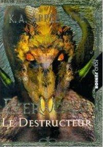 Le destructeur (Utopia, #5) par Katherine Applegate