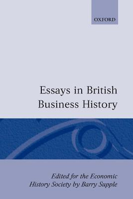 Essays in British Business History