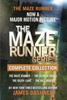 The Maze Runner Series Complete Collection (The Maze Runner 0.5, 1-3)
