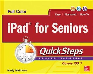 iPad for Seniors Quicksteps