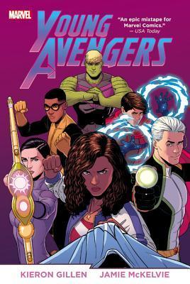 Young Avengers Omnibus by Kieron Gillen