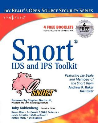 Snort ids and ips toolkit by brian caswell fandeluxe Choice Image
