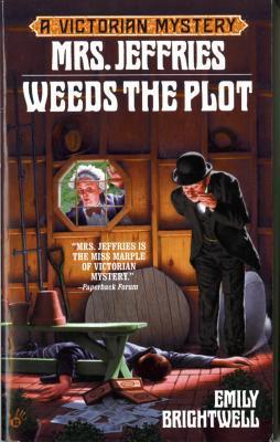 Mrs. Jeffries Weeds the Plot (Mrs. Jeffries, #15)