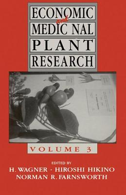 Economic and Medicinal Plant Research, Volume 3