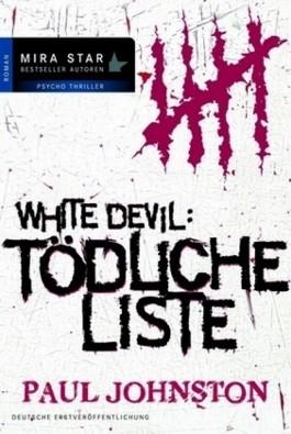 White Devil by Paul Johnston