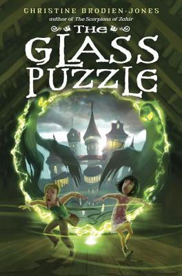 Ebook The Glass Puzzle by Christine Brodien-Jones TXT!