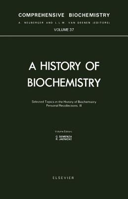 Selected Topics in the History of Biochemistry. Personal Recollections. Part III