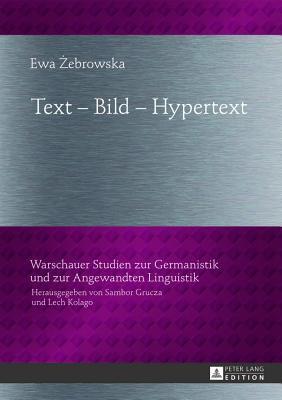Text - Bild - Hypertext