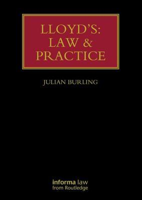 Lloyd's Law and Practice